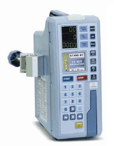 1-channel infusion pump / volumetric / adult / chemotherapy
