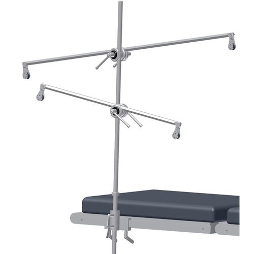 shoulder support / for operating tables / for arthroscopy