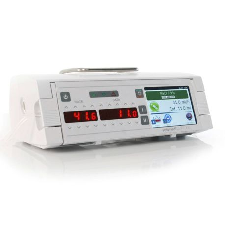 1-channel infusion pump / multi-function / volumetric / PCA