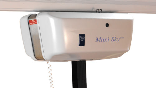 electric patient lift / ceiling-mounted / bariatric