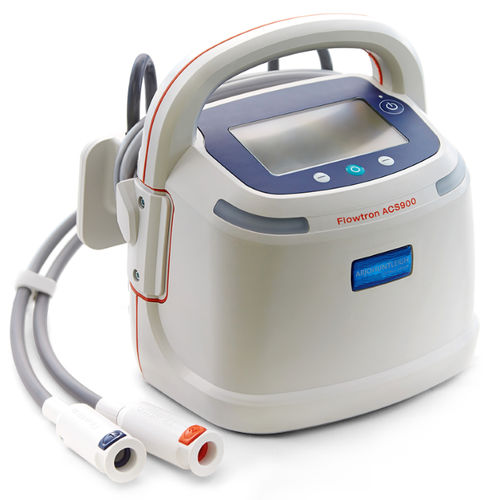 leg pressure therapy unit / transportable / 2 independent cells