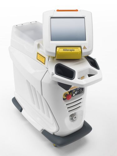 biostimulation laser / Nd:YAG / trolley-mounted