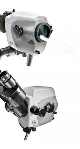 binocular colposcope