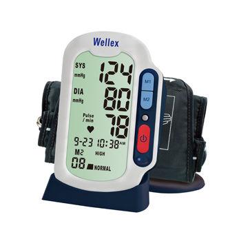 general medicine blood pressure monitor / automatic / arm / Bluetooth