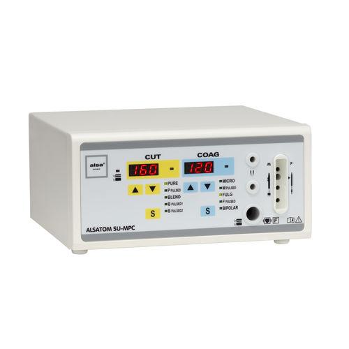 monopolar cutting electrosurgical unit