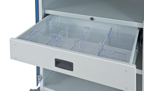 trolley drawer divider