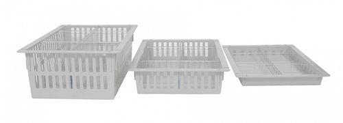 instrument sterilization basket / perforated