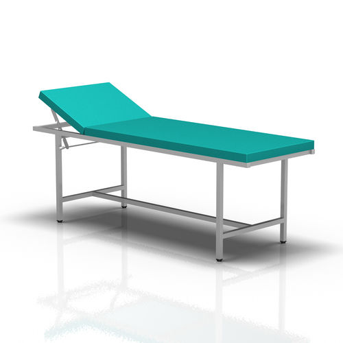 fixed-height examination table / 2 sections