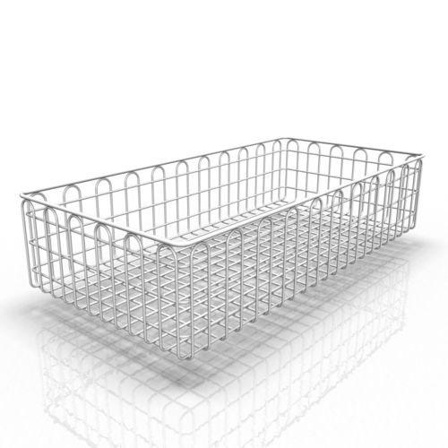 instrument sterilization basket