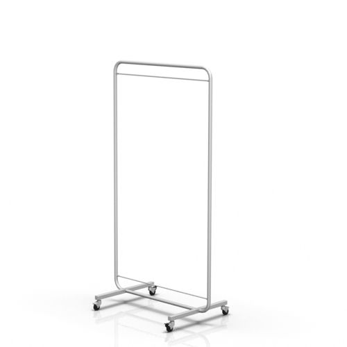 hospital screen on casters