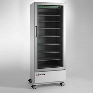 warming cabinet / security / laboratory / with shelf