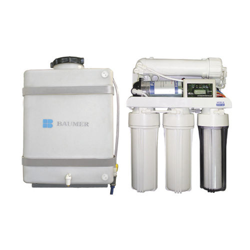 autoclave water treatment system / reverse osmosis