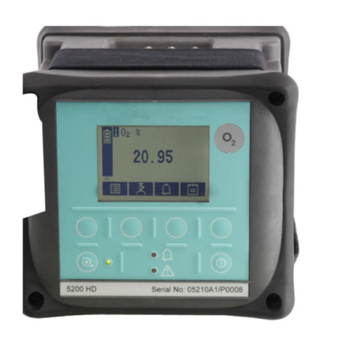 gas quality analyzer / for medical devices