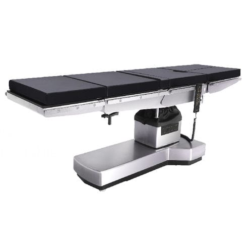 universal operating table / electro-hydraulic / X-ray transparent