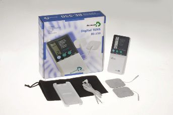 electric stimulator / hand-held / TENS / 1-channel