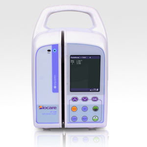 1-channel infusion pump / multi-function / volumetric / adult