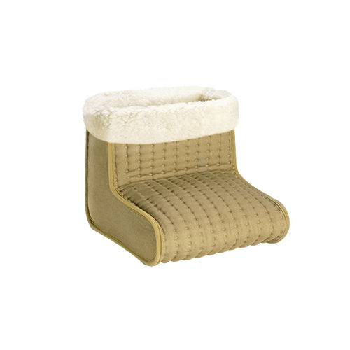 foot positioning cushion / washable / warming / programmable