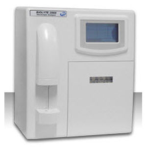 automatic electrolyte analyzer