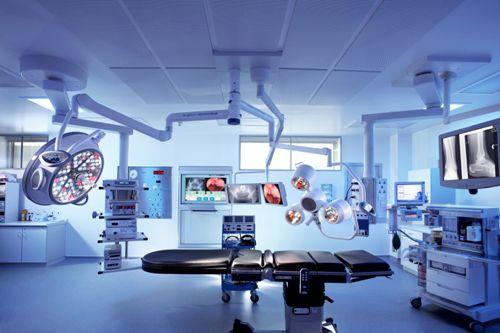 operating room workstation