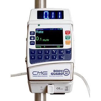 enteral nutrition syringe pump