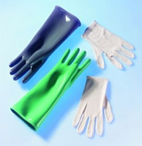 X-ray protective gloves