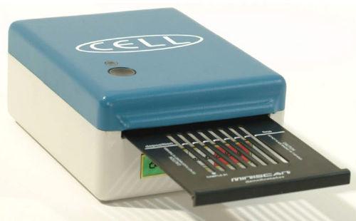 electrophoresis densitometer