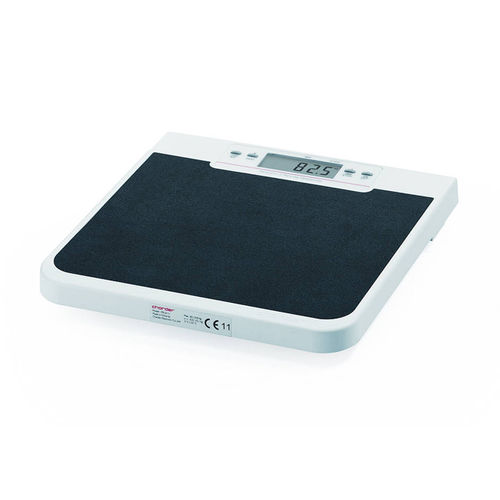 electronic patient weighing scale / with LCD display / with BMI calculation