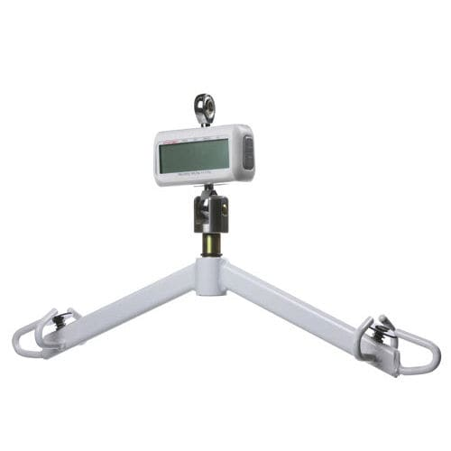 electronic patient scale / with LCD display / hanging