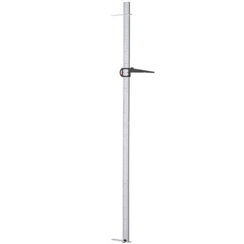 mechanical height rod / wall-mounted