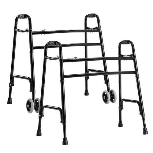 height-adjustable walker