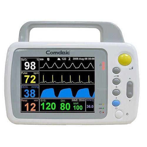 temperature multi-parameter monitor / EtCO2 / SpO2 / NIBP