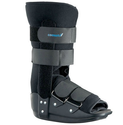 short walker boot