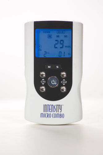 electric stimulator / hand-held / TENS / NMES