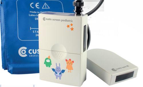 ABPM patient monitor / ambulatory / handheld / pediatric