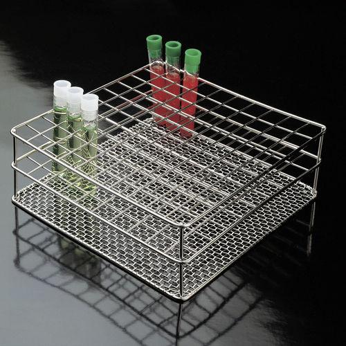 laboratory tube rack