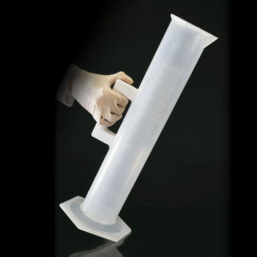 polypropylene measuring cylinder