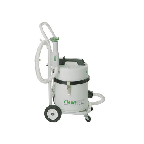 electric cast saw / with vacuum cleaner