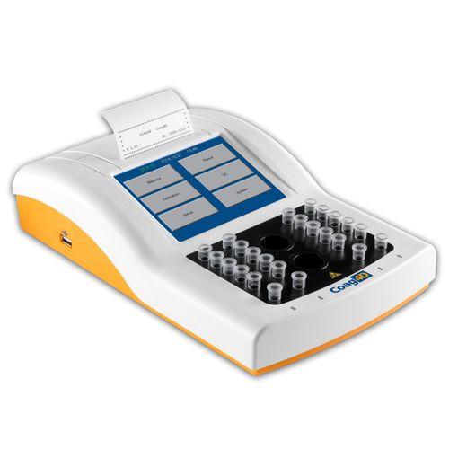 semi-automatic coagulation analyzer / 4-channel / with touchscreen
