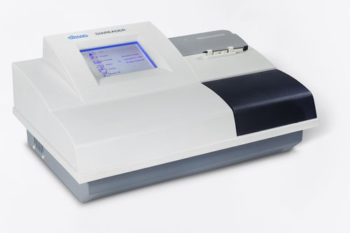absorbance microplate reader / ELISA / with touch screen