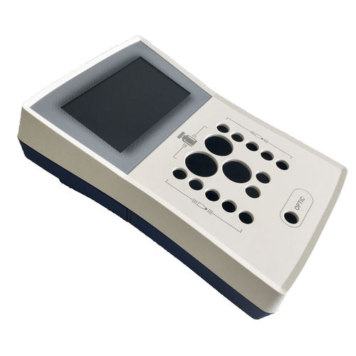 semi-automatic coagulation analyzer / 1-channel / portable
