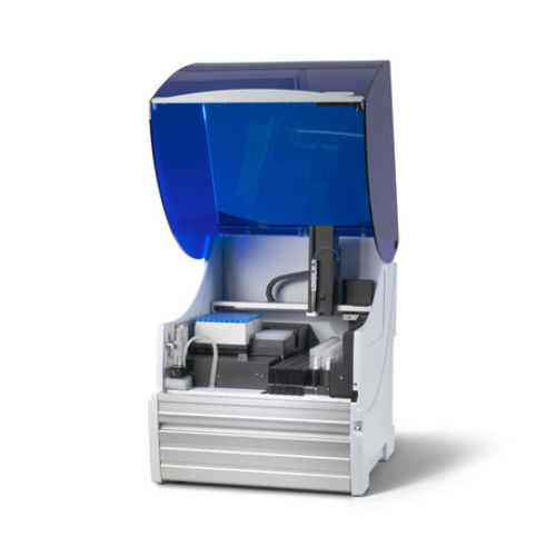 automatic ELISA workstation / for clinical diagnostic / benchtop / with barcode reader