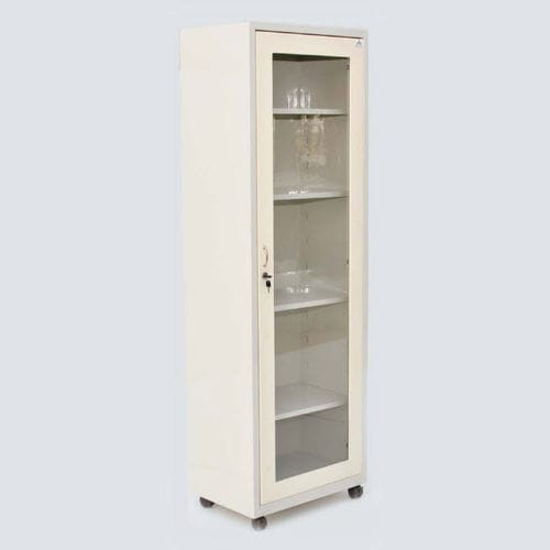 medicine cabinet / hospital / with shelf / 1-door