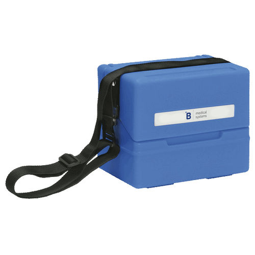 blood bag container