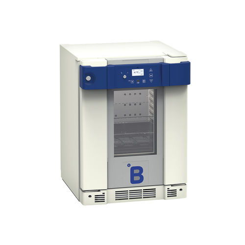 clinical laboratory refrigerator / blood bank / for hospitals / cabinet