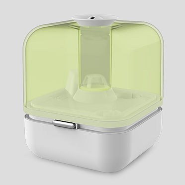 electronic humidifier / for home use