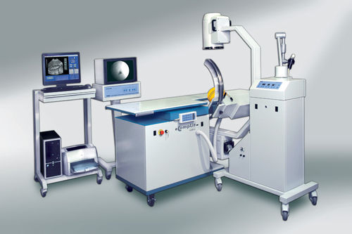 extracorporeal lithotripter