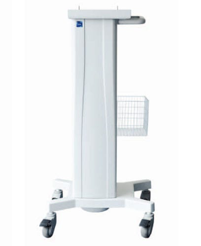 transport trolley / for electrosurgical units / with basket