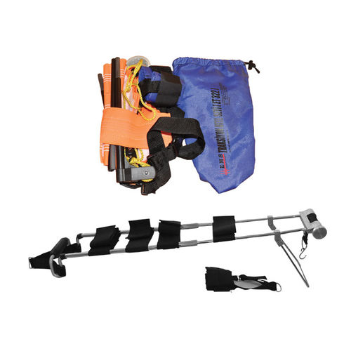 emergency traction splint / leg / splint set