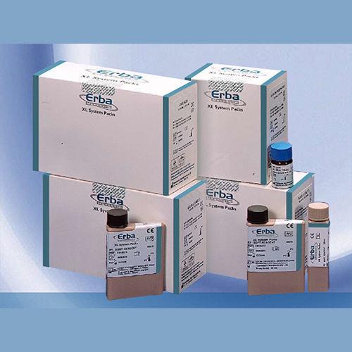 albumin reagent / for clinical chemistry / serum / bilirubin