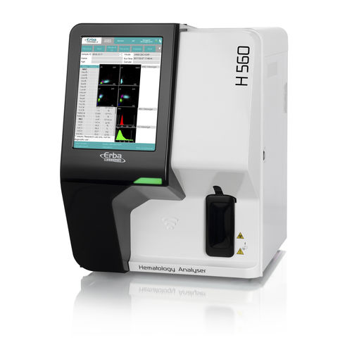 26-parameter hematology analyzer